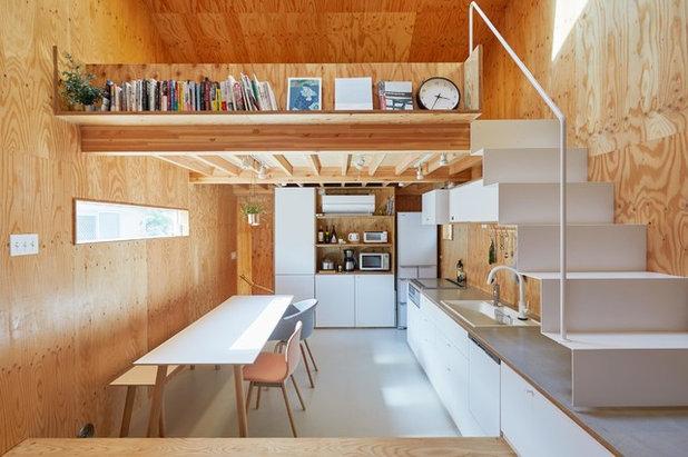 アジアン キッチン by 株式会社TENHACHI一級建築士事務所