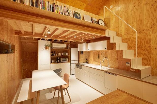 クラフツマン キッチン by 株式会社TENHACHI一級建築士事務所