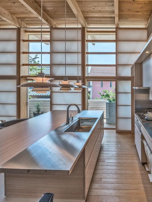 Scandinavian kitchen design ideas renovations photos - Lautoka urbana ...
