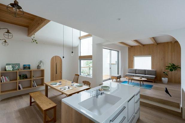 モダン キッチン by ALTS DESIGN OFFICE (アルツ デザイン オフィス)