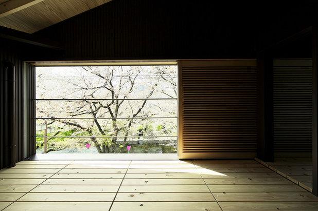 モダン サンルーム by 五藤久佳デザインオフィス GOTO HISAYOSHI DESIGN OFFICE