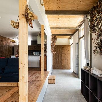 House in Kokufucho / OHArchitecture