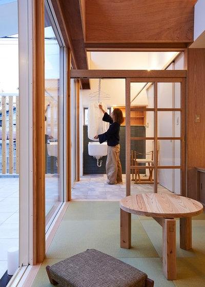 モダン サンルーム by Polite Design Office/ポライトデザインオフィス