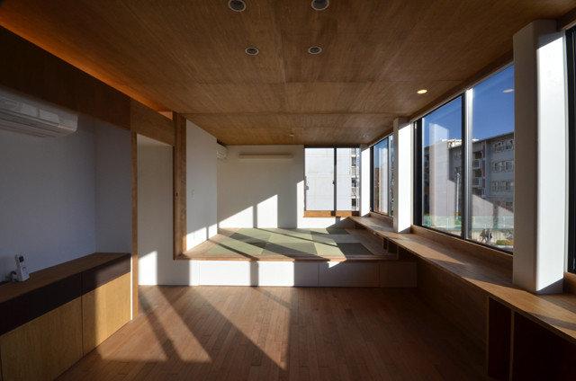 和室・和風 サンルーム by 大塚高史建築設計事務所