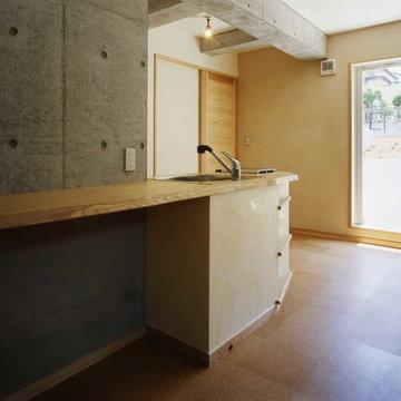 田の字の家