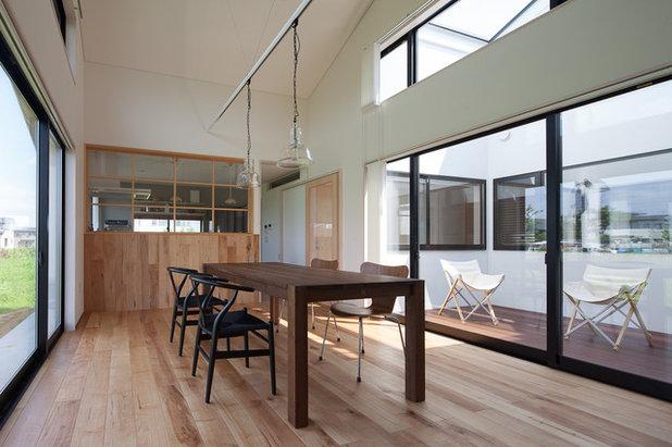 北欧 ダイニング by 株式会社 井川建築設計事務所 / igawa-architecture