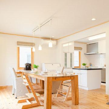 スウェーデンの家 千葉県印西市 / Swedish style house