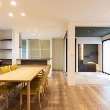 スタイリッシュなデザイン性と機能を兼ね備えた次世代の住まい