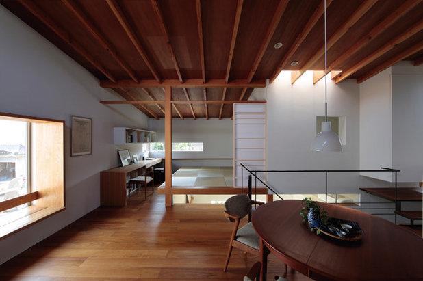 和室・和風 ダイニング by 遊空間設計室