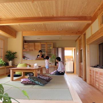 上田の住処