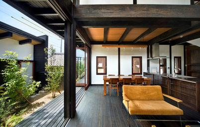 庭や風景と一体になったテラスのすすめ