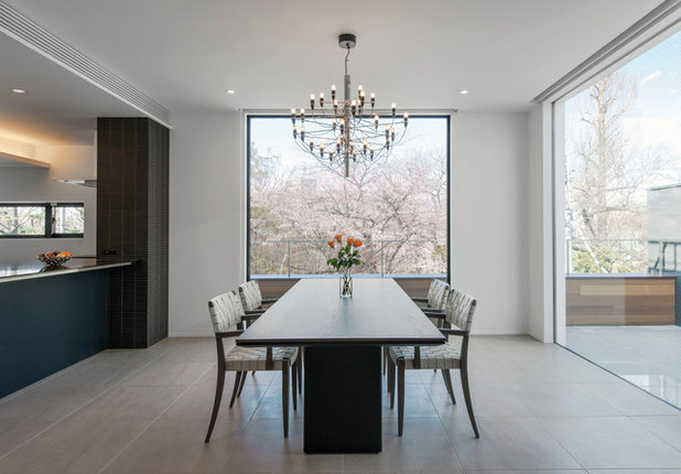 Contemporary Dining Room by Earnest architects