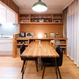 国産の自然素材が心地良い、遊び心いっぱいの家
