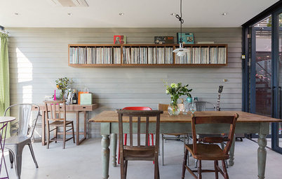 My Houzz: Architect's House Balances Public and Private Space