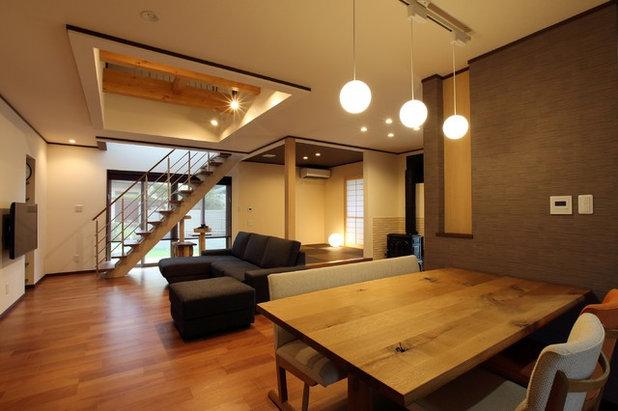 アジアン ダイニング by やまぐち建築設計室