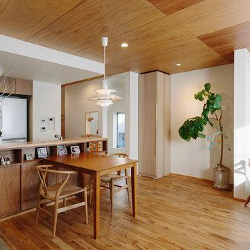 板橋小茂根の家