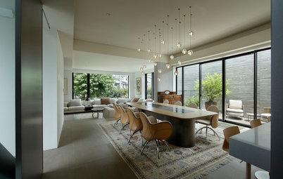 都市の空間をデザインの工夫で快適に。東京23区内に建つ14の住まい