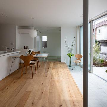 目黒の住宅/House in Meguro
