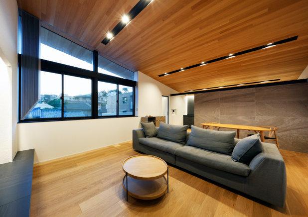 北欧 ダイニング by 近藤晃弘建築都市設計事務所/Akihiro Kondo architecture