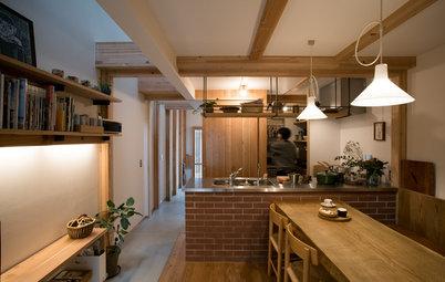 美しい伝統を守りながら、現代的技術で暮らしを快適に。京都に建つ14の住まい