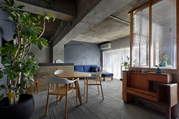 Industrial Comedor by 蘆田 暢人|Ashida Architect & Associates