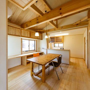 鹿島台町の家