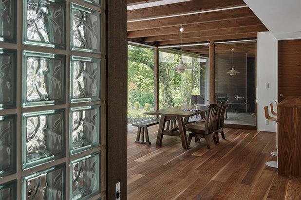 アジアン ダイニング by アトリエ137 | atelier137 Architectural Design Office