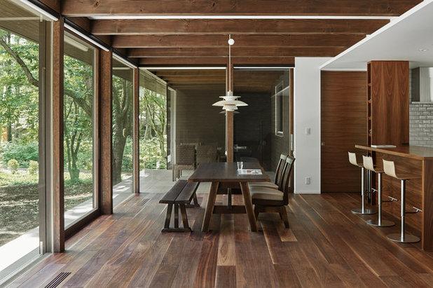 モダン ダイニング by アトリエ137 | atelier137 Architectural Design Office