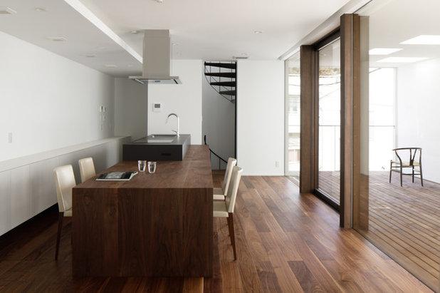 モダン ダイニング by アトリエ137   atelier137 Architectural Design Office