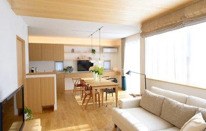 無理なく片付き、心地よく暮らせる家づくりのポイントは?  プロが実現した「20年先も美しい自然素材と光を愉しむ家」