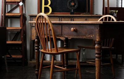 タイムレスデザインの名作椅子《アーコールチェア》