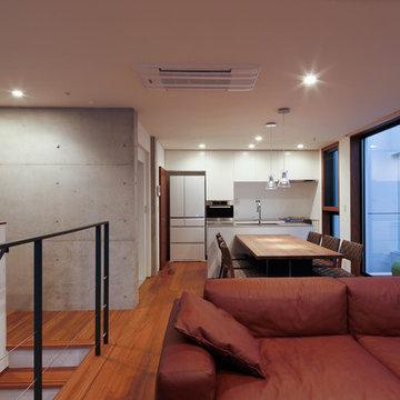 Double Wall House / ダブルウォールハウス