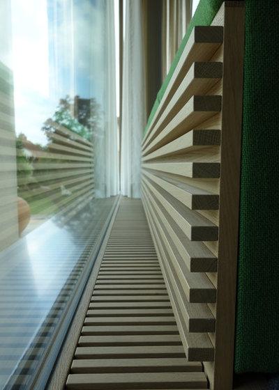 コンテンポラリー ダイニング by M_Nairz Architects