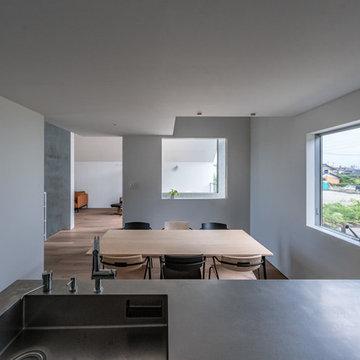 KAIDEN -西改田の二世帯住宅-