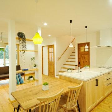 kicoriの家。モデルハウス