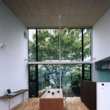 Living-through House