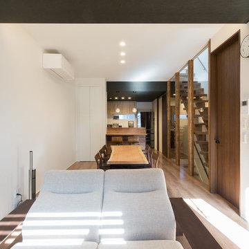 NO.218 大阪市福島の3階建て住宅
