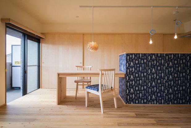 北欧 ダイニング by ようび建築設計室