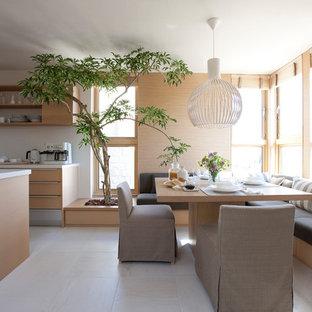 Zen Style Asian Dining Room Ideas Photos Houzz