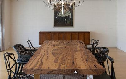 """日本の """"ものづくり力"""" を感じる、美しく機能的な家具〈テーブル編〉"""