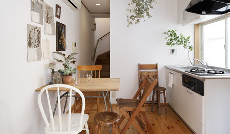 17 Tiny Dining Area Ideas for Small Homes