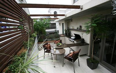 ガーデンファニチャー選び、イメージづくりのヒント