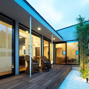 Inspiration For An Asian Patio Remodel In Tokyo Suburbs