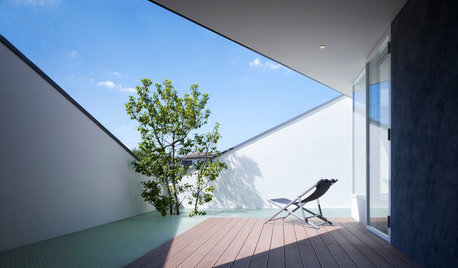Houzz Tour: A Contemporary City Home With a Clever Rooftop Terrace
