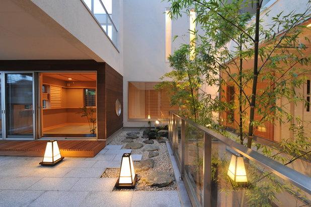 アジアン テラス・中庭 by 株式会社テラジマアーキテクツ