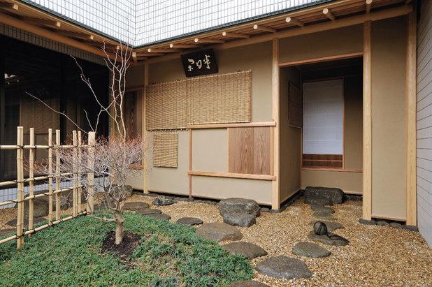 Historien om magien i det japanske tehus for Case tradizionali giapponesi