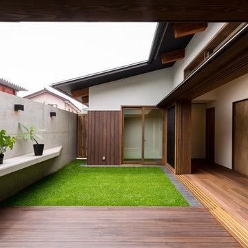 安芸高田市の二世帯住宅