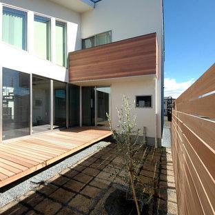 富士市 傾斜壁の家