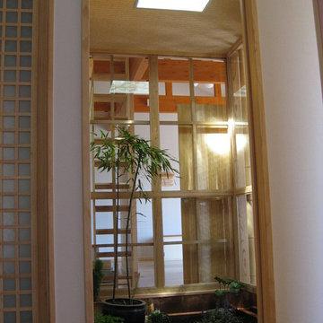 廊下・階段室への採光