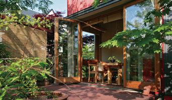 新岡康建築設計 琴似川っ縁の家